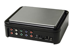 HD PVR rear